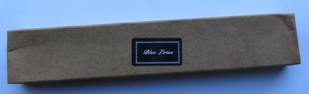 Blue Lotus Indian Incense | Pure Incense Absolute | 50 gram box
