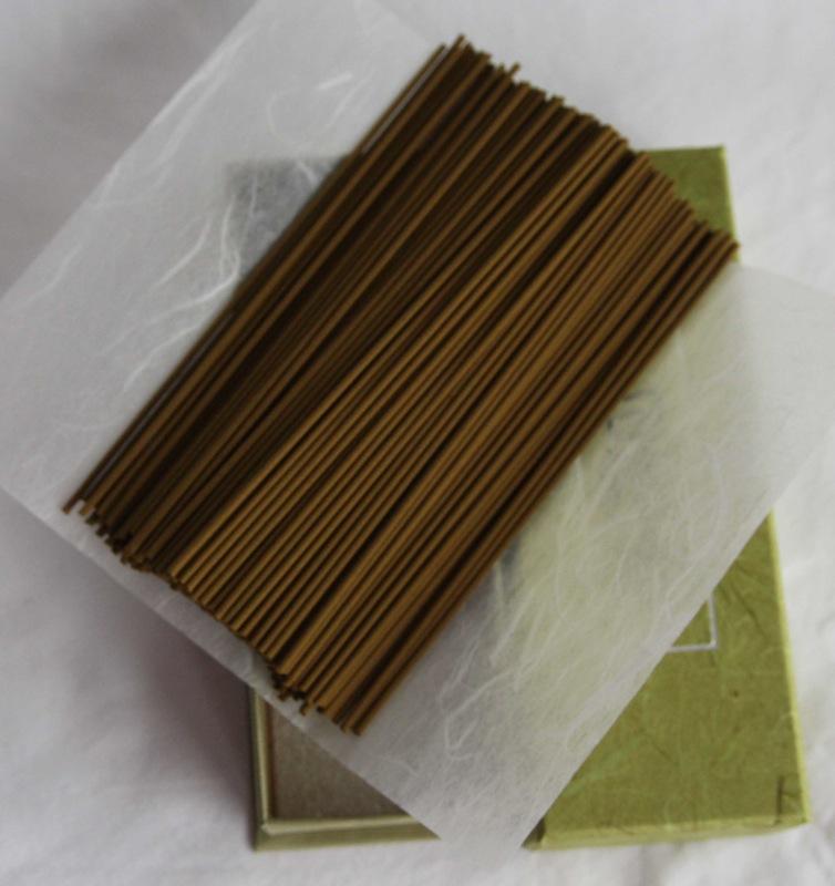 Superior Japanese Incense by Nippon Kodo | Mainishikoh Byakudan | sold by Vectis Karma