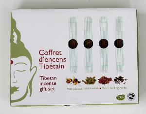 New! Tibetan Incense Gift Set