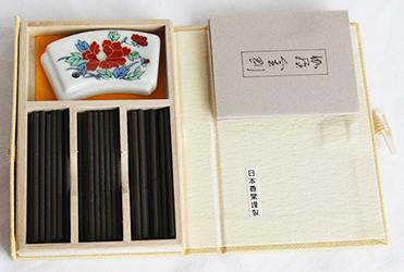 Nippon Kodo Kyara Kongo | 60 Short Japanese Incense Sticks