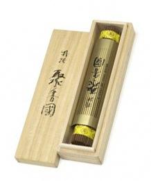 Japanese Incense Sticks | Baieido | Excellent Shu-Koh-Koku (Aloeswood) | 100 Sticks Boxed