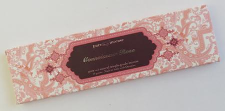 Rose Indian Incense | Pure Incense Connoisseur | 10 gram pack