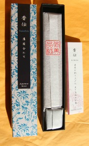 Japanese Incense | Kohden | Japanese Mint | Nippon Kodo | 40 Sticks
