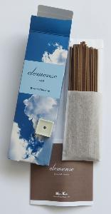 Japanese Incense | Elemense | Air | 40 Sticks & holder | by Nippon Kodo