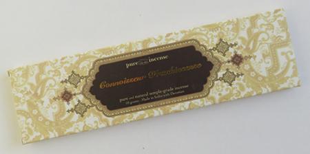 Frankincense Indian Incense   Pure Incense Connoisseur   10 gram pack