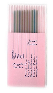 Shoyeido Japanese Incense Sampler | Jewel and Angelic Series - 10 sticks