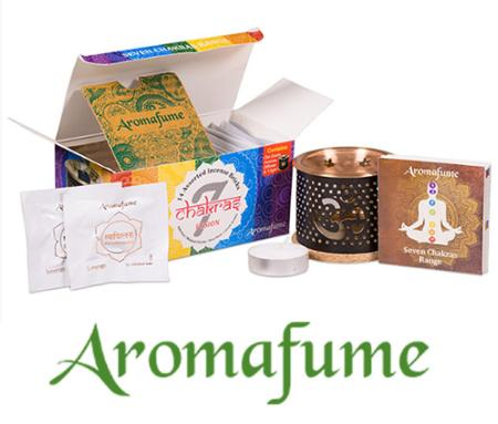 New! Aromafume Incense Bricks for aromatic diffusion