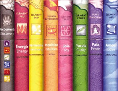 Ayurvedic Indian Incense by Les Encense du Monde | Indian sticks sold by Vectis Karma