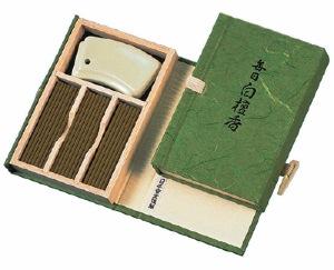 Japanese Incense | Mainichikoh Byakudan | by Nippon Kodo | 60 sticks boxed & bound