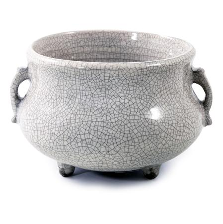 Moonlight Incense Bowl by Shoyeido | includes bag of White marble sand