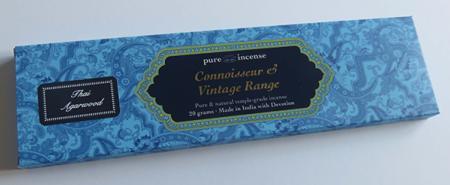 Thai Agarwood Indian Incense | Pure Incense Connoisseur & Vintage | 20 gram pack