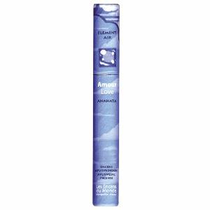 Ayurvedic Incense (Indian) | Les Encens du Monde | Love | Tube of 14 Sticks