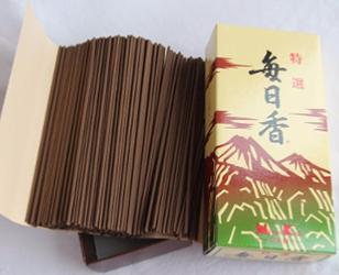 Nippon Kodo | Mainichikoh Kyara Deluxe | Japanese Incense Sticks