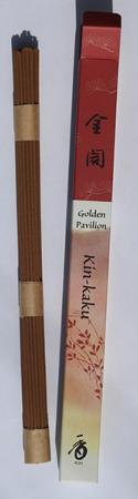 Golden Pavilion or Kin-kaku Japanese Incense | Box of 35 Sticks by Shoyeido