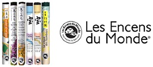 Les Encens du Monde - Japanese Incense made with all natural ingredients