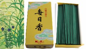 Koh-Do Fresh Sandalwood and Mainichikoh Sandalwood | Japanese Incense