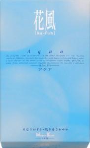 Ka-fuh Aqua Incense | Box of 430 Sticks by Nippon Kodo | Low smoke