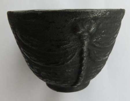 Incense Stick Bowl | Dragonflies | Cast Iron