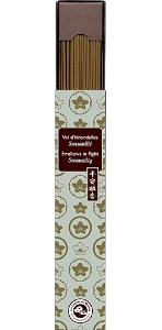Japanese Incense Sticks | Les Encens du Monde | Karin | Swallows in flight | Sensuality