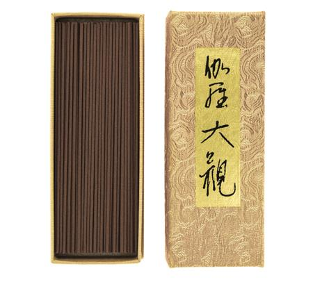 Kyara Taikan Premium Aloeswood | Japanese Incense by Nippon Kodo | 150 Medium sticks boxed