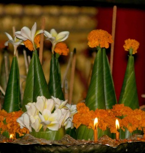 Greeting Card | Buddhist Themed | Buddhist Alter Offerings | #15 of 20