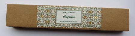 Parijata Indian Incense | Pure Incense Absolute | 50 gram Box
