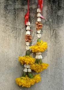 Greeting Card | Buddhist Themed | Thai Floral Garland | #8 of 20