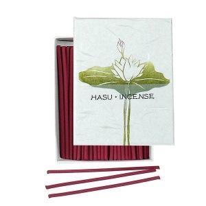 Japanese Incense | Hanga - Lotus | 90 Stick Art box by Kousaido