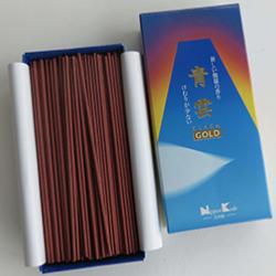 Nippon Kodo | Seiun Gold | Aloeswood & Spices | Japanese Incense Sticks