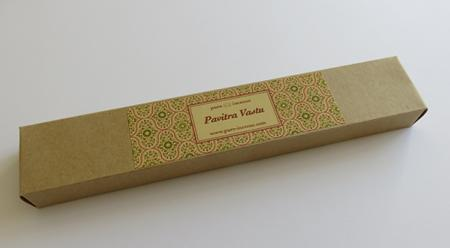 Pavitra Vastu Indian Incense | Pure Incense Absolute | 50 gram Box