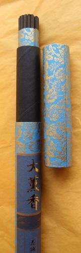 Golden Wave | Long Temple grade Japanese Incense Sticks | by Les Encens du Monde