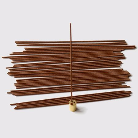 Ume's Gold coloured metal Incense Stick Holder