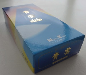 Japanese Incense Sticks | Nippon Kodo | Seiun Gold (Aloeswood) | 220 Stick box