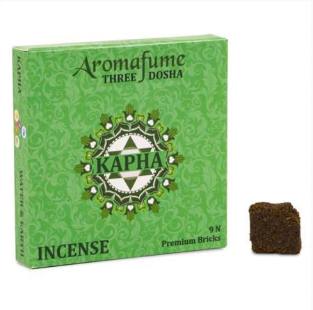 Aromafume Incense Bricks | Kapha Dosha | 9 brick pack