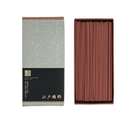 Japanese Incense | Edonishiki Iki | 220 Stick box | Light Smoke Fragrance of Edo Japan