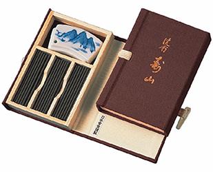 Nippon Kodo Jinkoh Juzan | 60 Short Japanese Incense Sticks