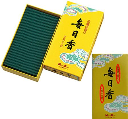 Nippon Kodo Mainichikoh Sandalwood back in stock and updated
