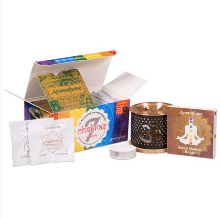 Aromafume Incense Bricks