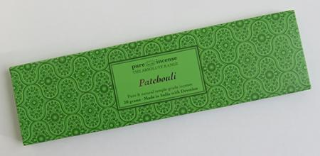 Patchouli Indian Incense | Pure Incense Absolute | 20 gram pack