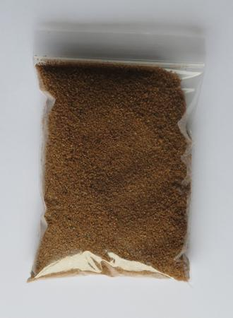 200g bag of Saharan Sand (Red/Brown) used to fill incense bowls