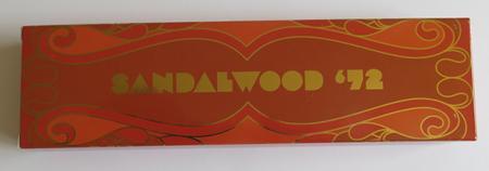 Sandalwood/Super Chandan Indian Incense | Pure Incense Absolute | 50 gram 1970's Box