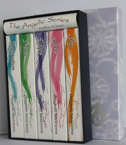 Shoyeido | Japanese Incense | Magnifiscents Angelic Series Gift Set | All 5 Varieties