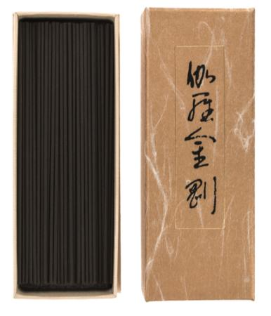 Japanese Incense Sticks | Nippon Kodo | Kyara Kongo (Aloeswood) | 150 Sticks boxed