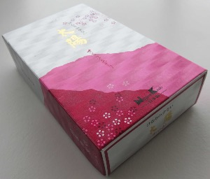 Japanese Incense Sticks | Nippon Kodo | Taiyo Sakura (Cherry Blossom) | 430 Stick box