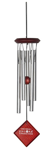 Woodstock Chimes | Chime of Mercury in Silver