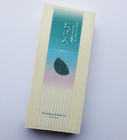 Oboro (Illusions) Low Smoke Japanese Incense | Box of 150 Sticks by Shoyeido