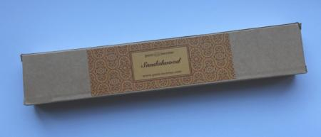 Sandalwood Indian Incense | Pure Incense Absolute | 50 gram Box