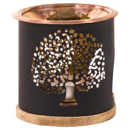 Aromafume Tree of Life Diffuser for Aromafume Incense Bricks