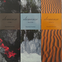 Elemense Japanese Incense Sticks by Nippon Kodo | sold by Vectis Karma | Online Incense Shop
