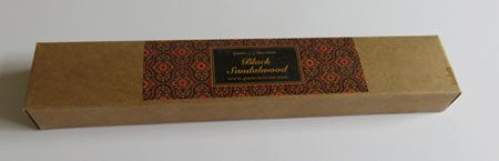 Black Sandalwood Indian Incense | Pure Incense Absolute | 50 gram Box